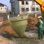 канализация частный дом