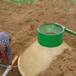 канализация частного дома