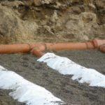 GRAF Тоннель укладка  построение канализации GRAF-CI.RU.   Подключение дренажных тоннелей Граф
