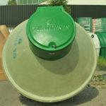 Литовский септик для загородного дома типа NV Traidenis