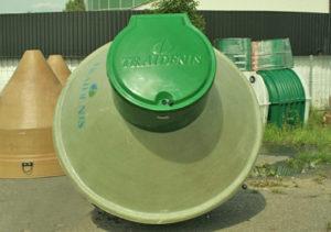 Частная канализация для дома. Биологическая система очистки стоков типа NV Traidenis