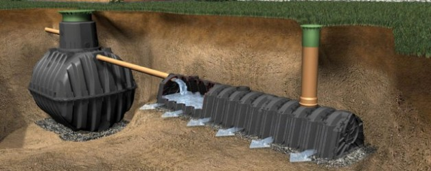 Революция в системах дренажа — немецкие тоннели GRAF 300 и GRAF 300 TWIN