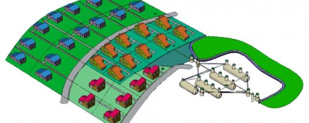 Какая канализация нужна коттеджному поселку?