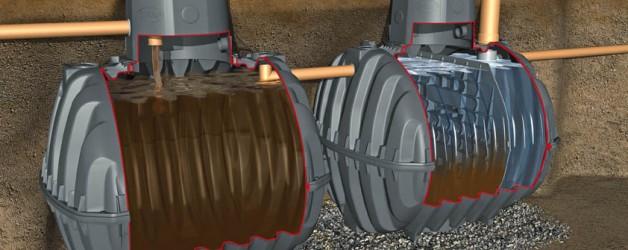 Использование жироуловителя для биологической очистки стоков